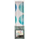 Watercolor Dots Vinyl Wall Art